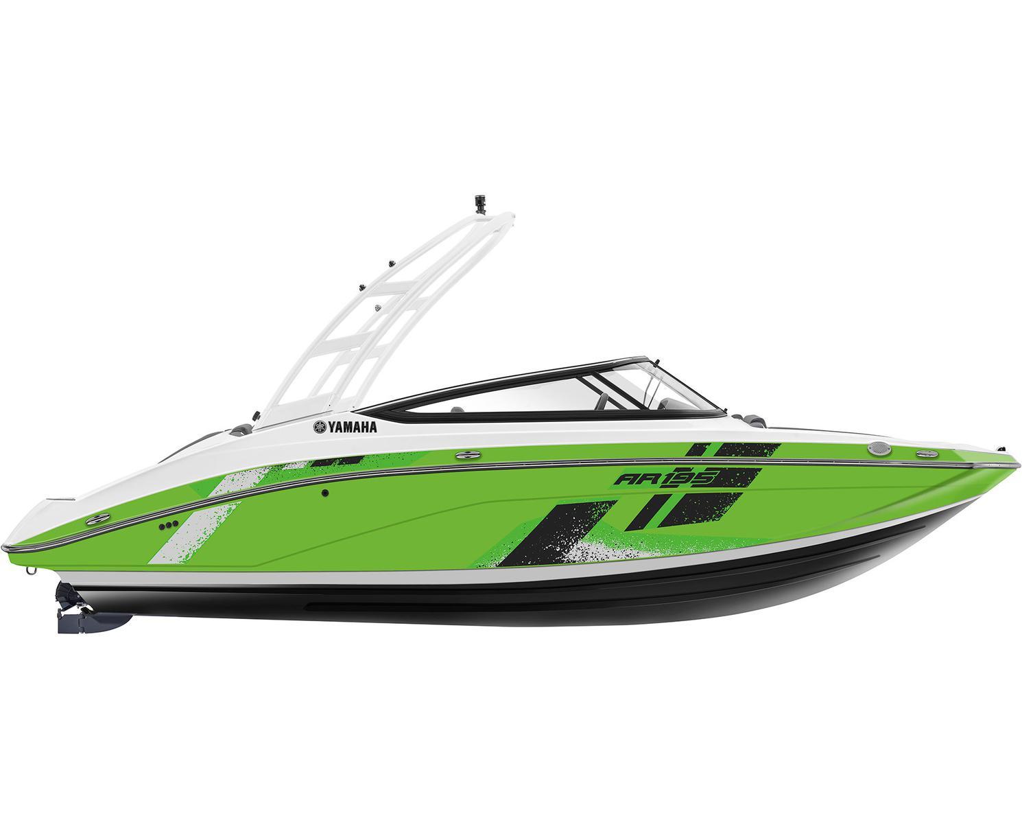 2022 Yamaha AR195 Lime Green