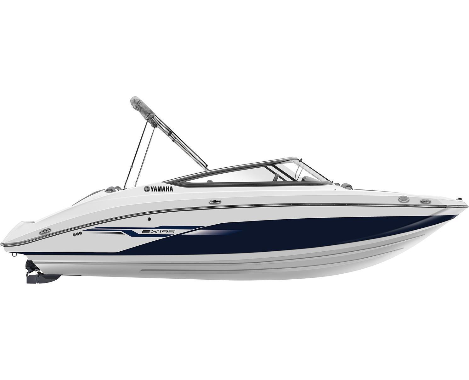 2022 Yamaha SX195 Yacht Blue