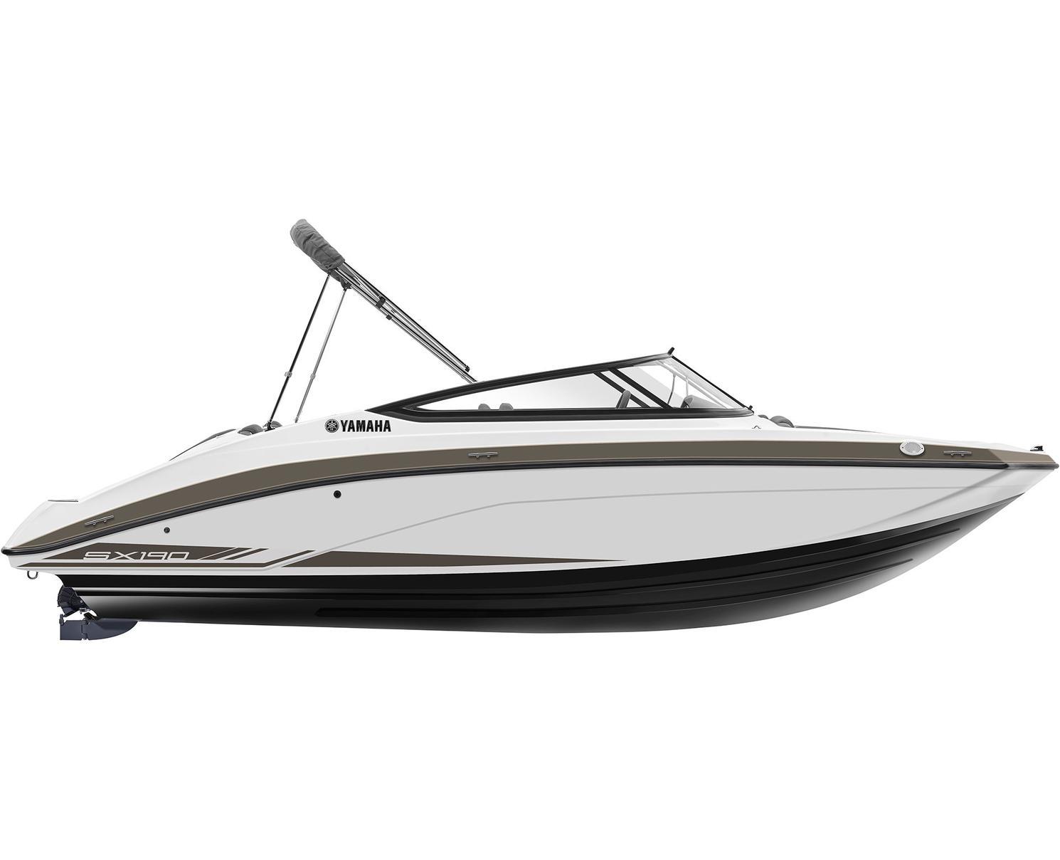 2022 Yamaha SX190 Seaglass Grey