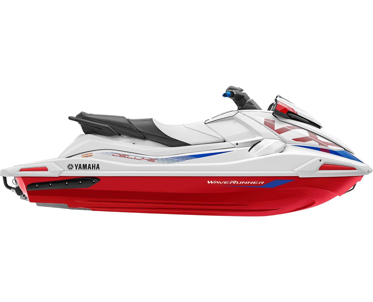 Yamaha VX Deluxe Blanc/Rouge Flamme 2022