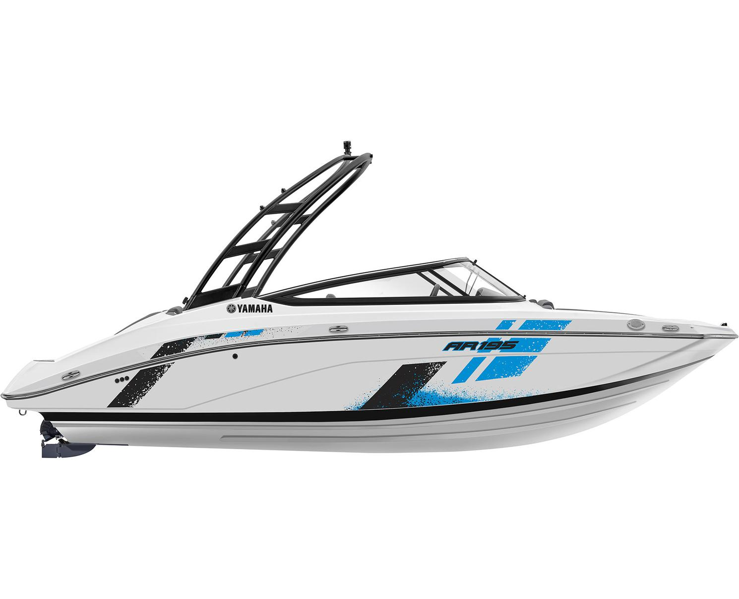 2022 Yamaha AR195 White