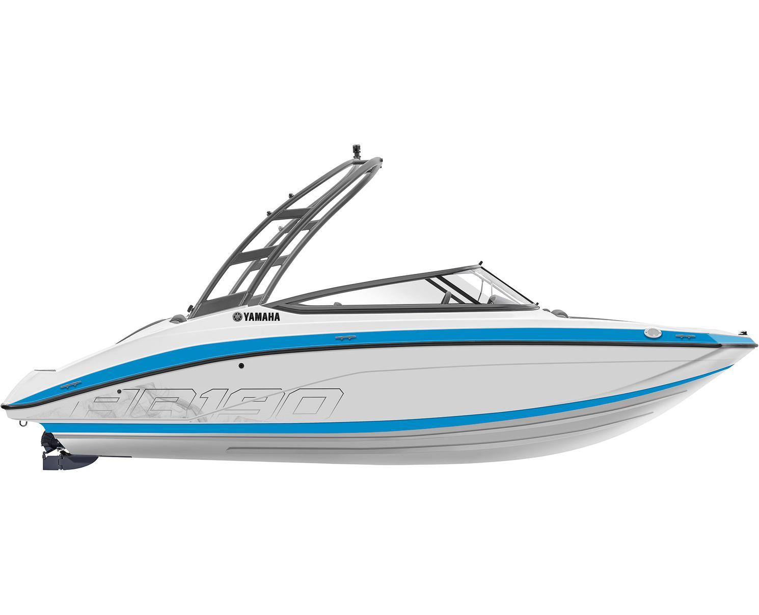 2022 Yamaha AR190 White
