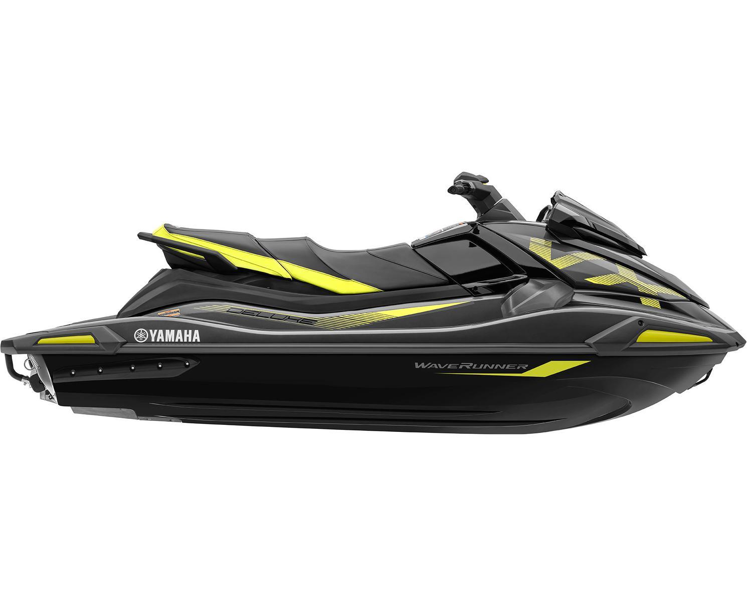 Yamaha VX Deluxe Noir 2022