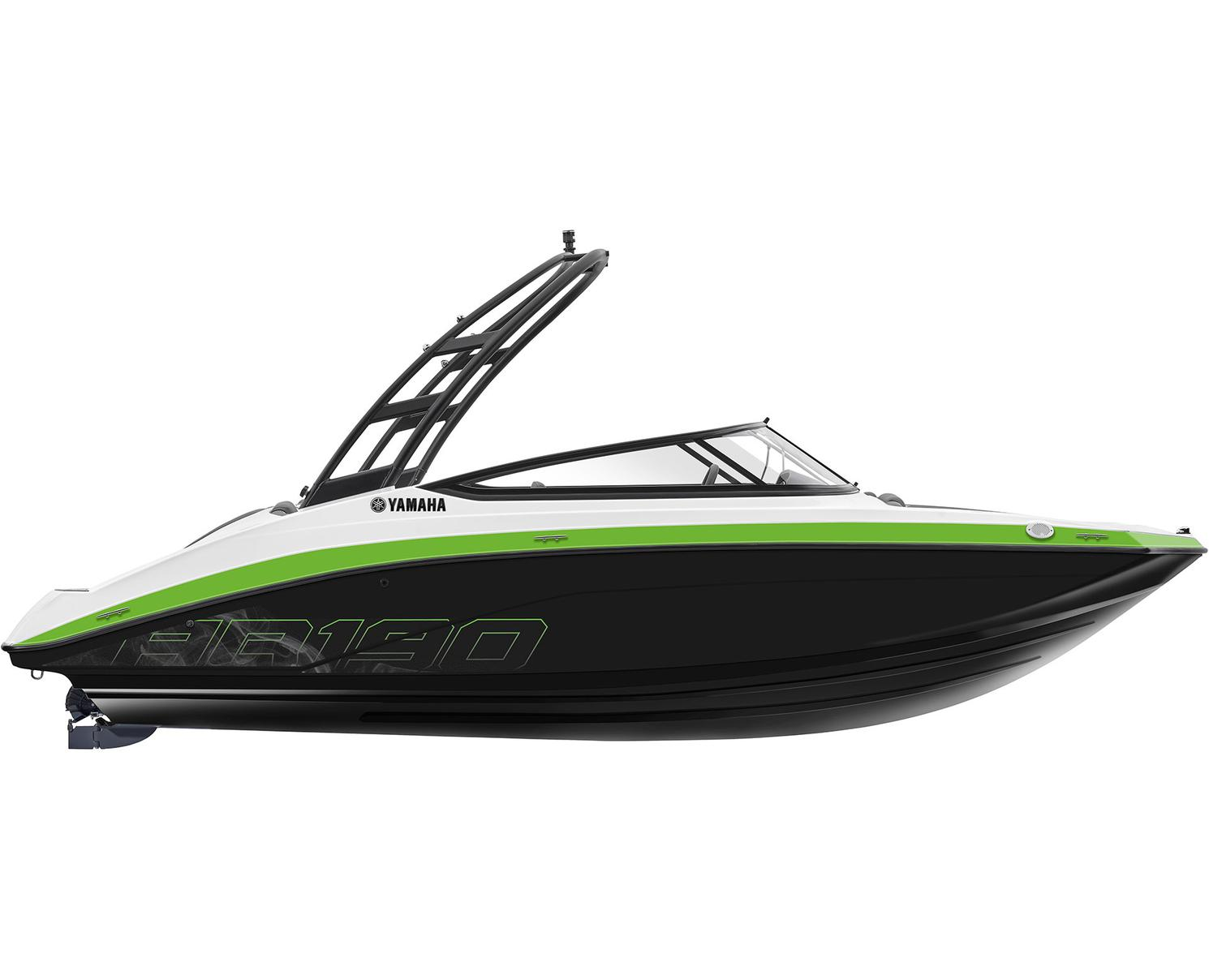 2022 Yamaha AR190 Black