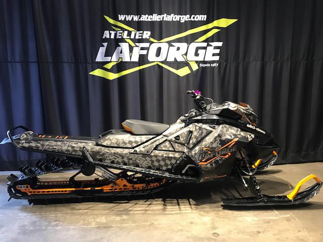 Ski-doo Summit expert 850 165 2020