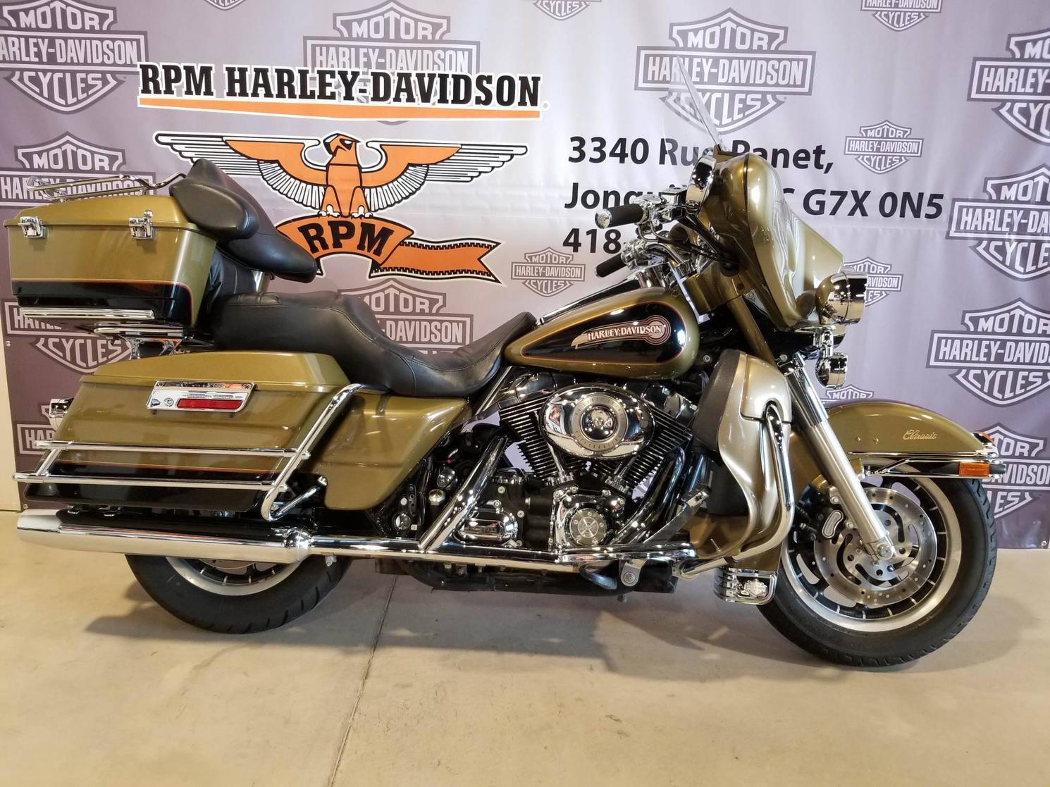Y686667 Harley-Davidson Electra Glide 2007