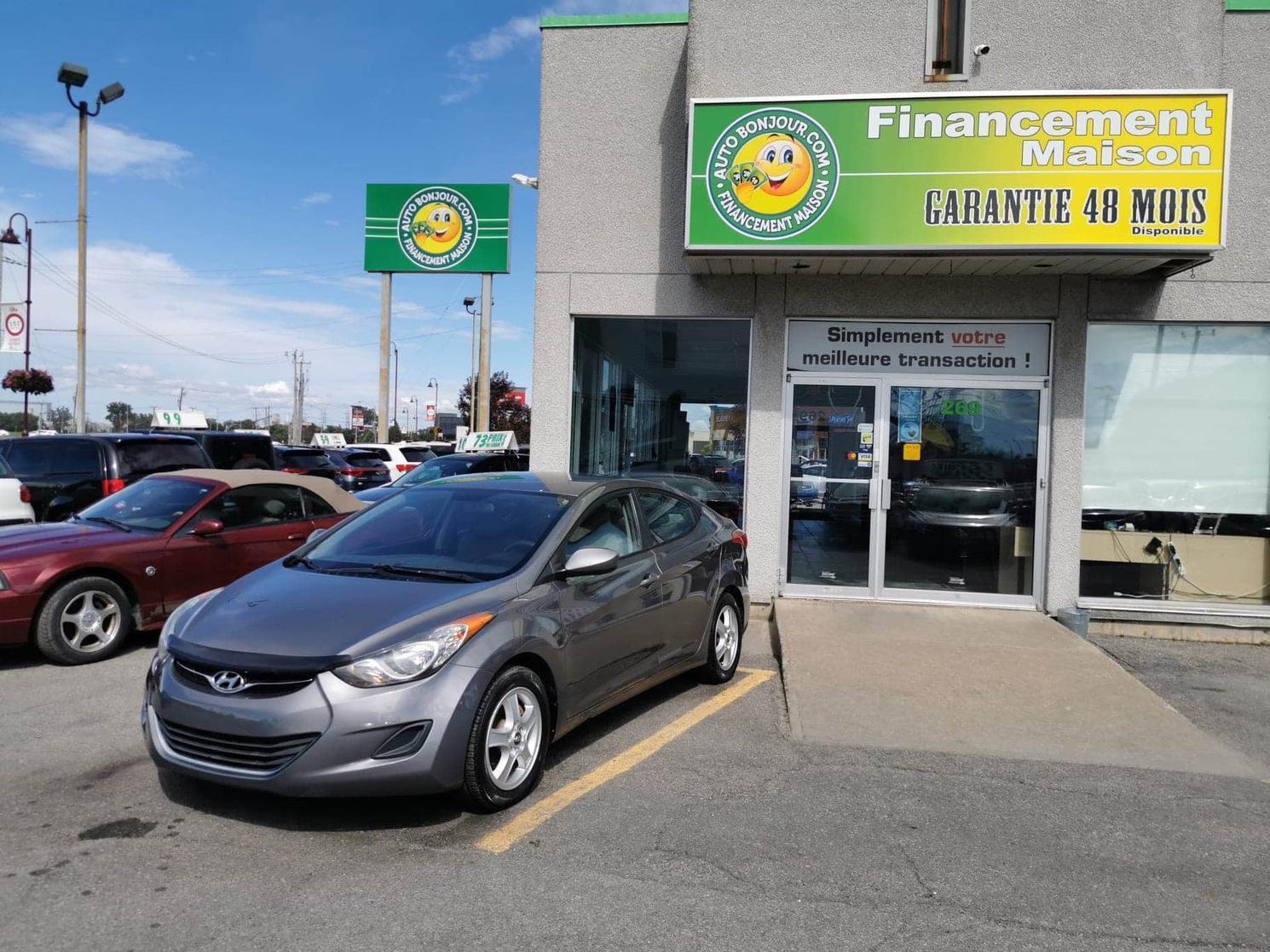 2011 Hyundai Elantra 68$$/SEMAINE
