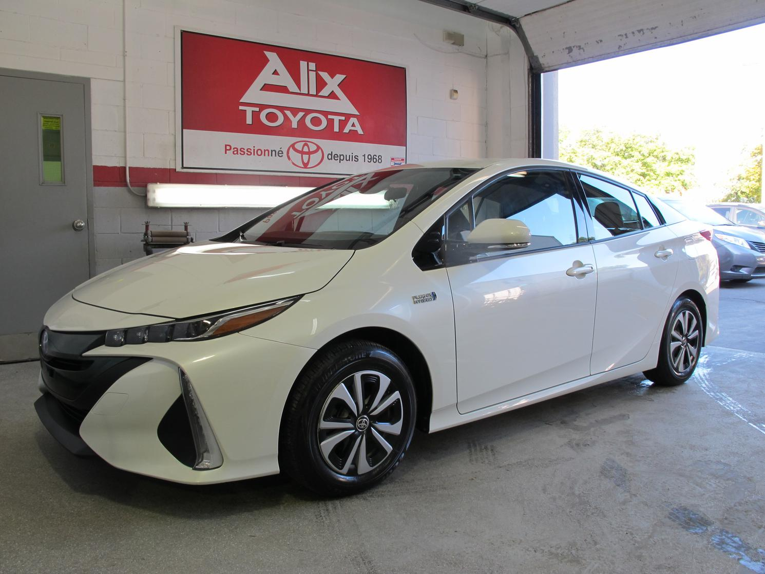 Toyota Prius Prime HYBRIDE BRANCHABLE 2017 Occasion