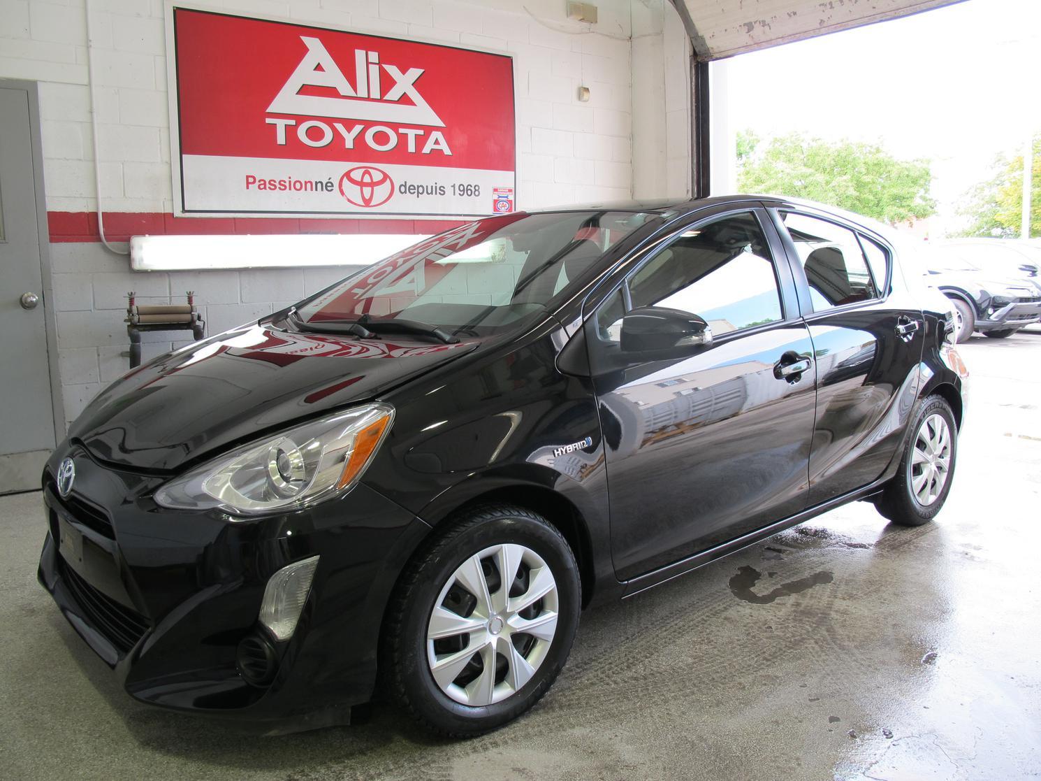 2015 Toyota Prius c GROUPE AMELIORIÉ