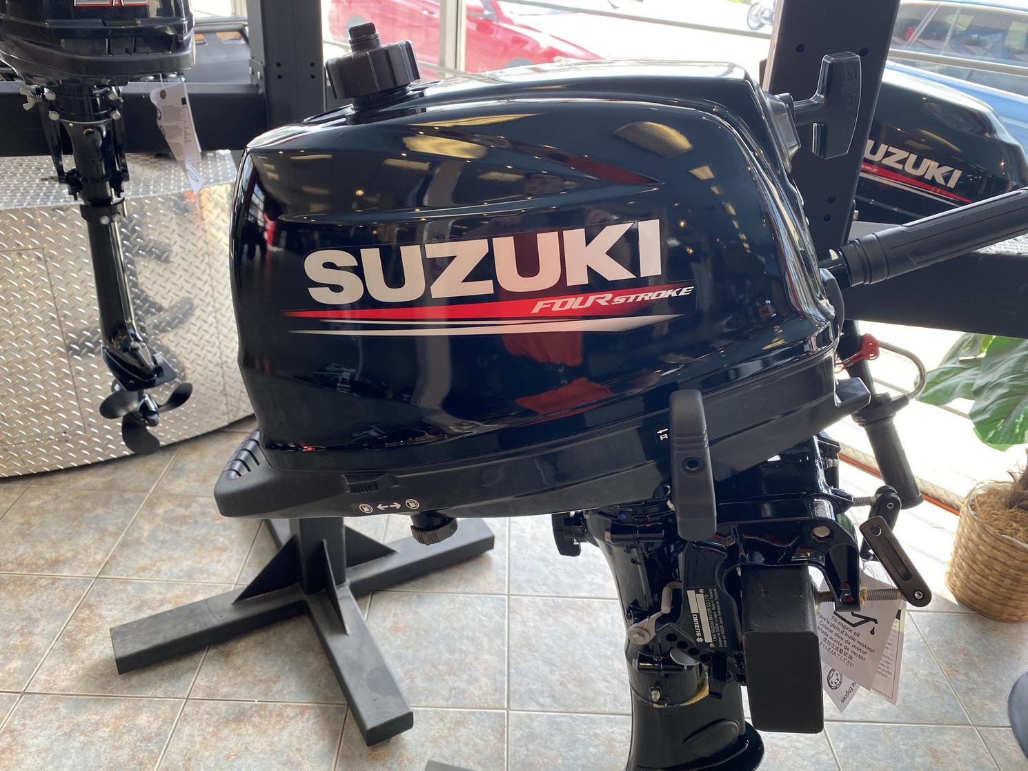 2020 Suzuki DF 4 PIED COURT STANDARD