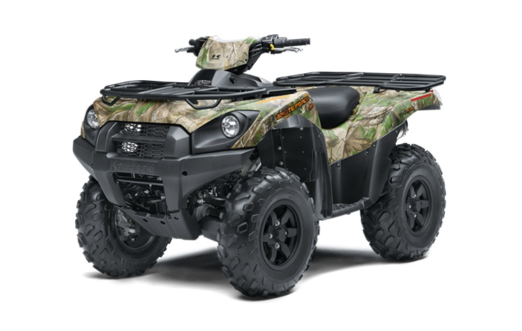 2021 Kawasaki Brute Force 750 4x4i EPS