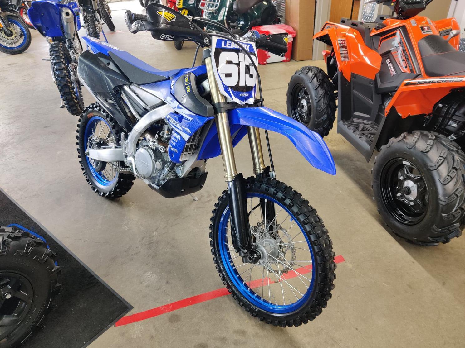 2018 Yamaha YZ 450 FX