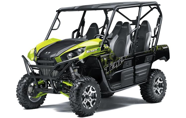2021 Kawasaki Teryx4 EPS LE