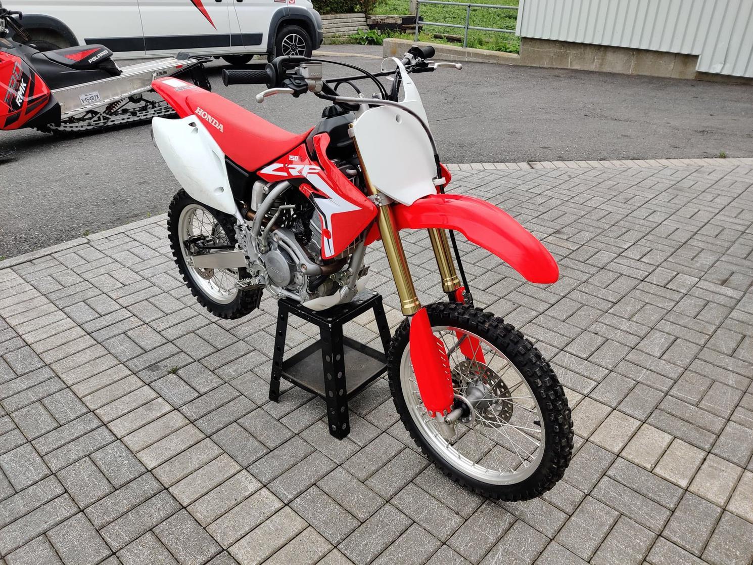 2019 Honda CRF 150 R