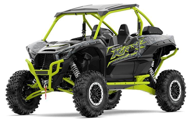 2021 Kawasaki Teryx KRX 1000 Trail Edition