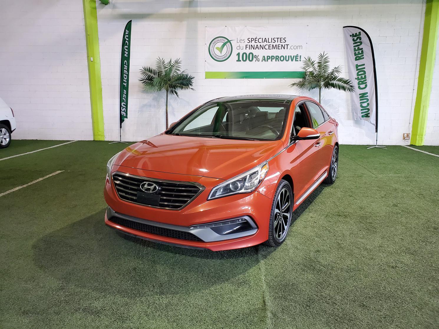 Hyundai Sonata Ultimate 2015
