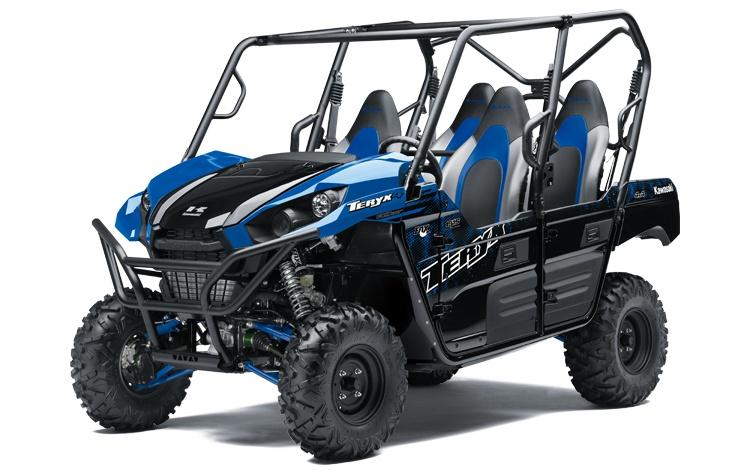 2021 Kawasaki Teryx4 EPS