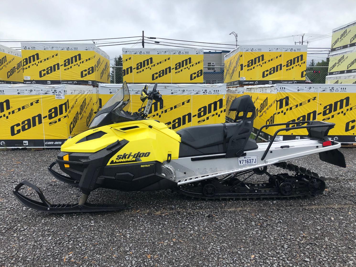 40806 Ski-Doo TUNDRA LT 550F 2020
