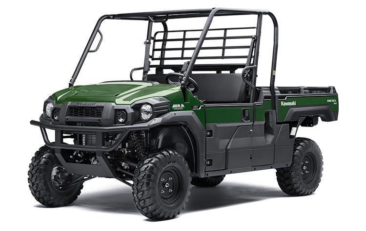2021 Kawasaki MULE PRO-DX EPS Diesel. Frais inclus+Taxes