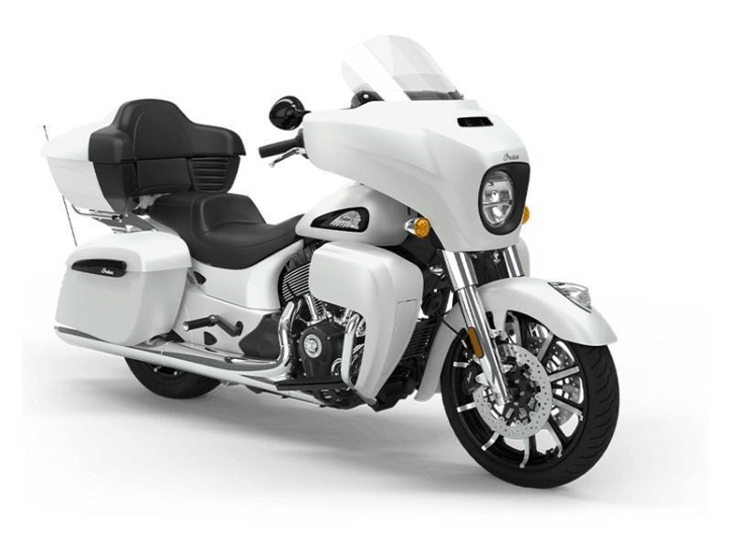 Indian Motorcycle Roadmaster Dark Horse 2020 - trsp & prep inclus.