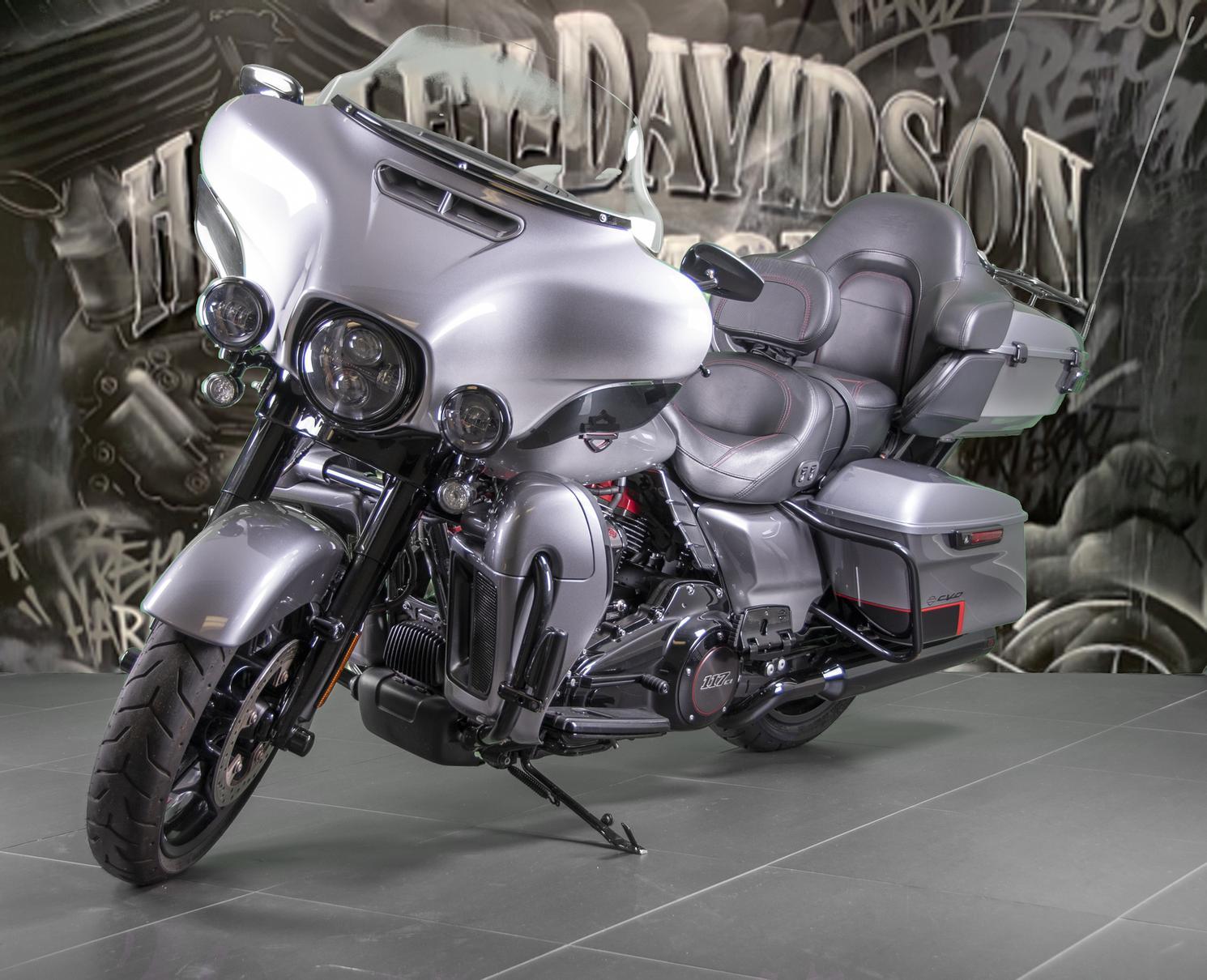 Harley-Davidson FLHTKSE CVO Ultra Limited 2019 - FLHTKSE