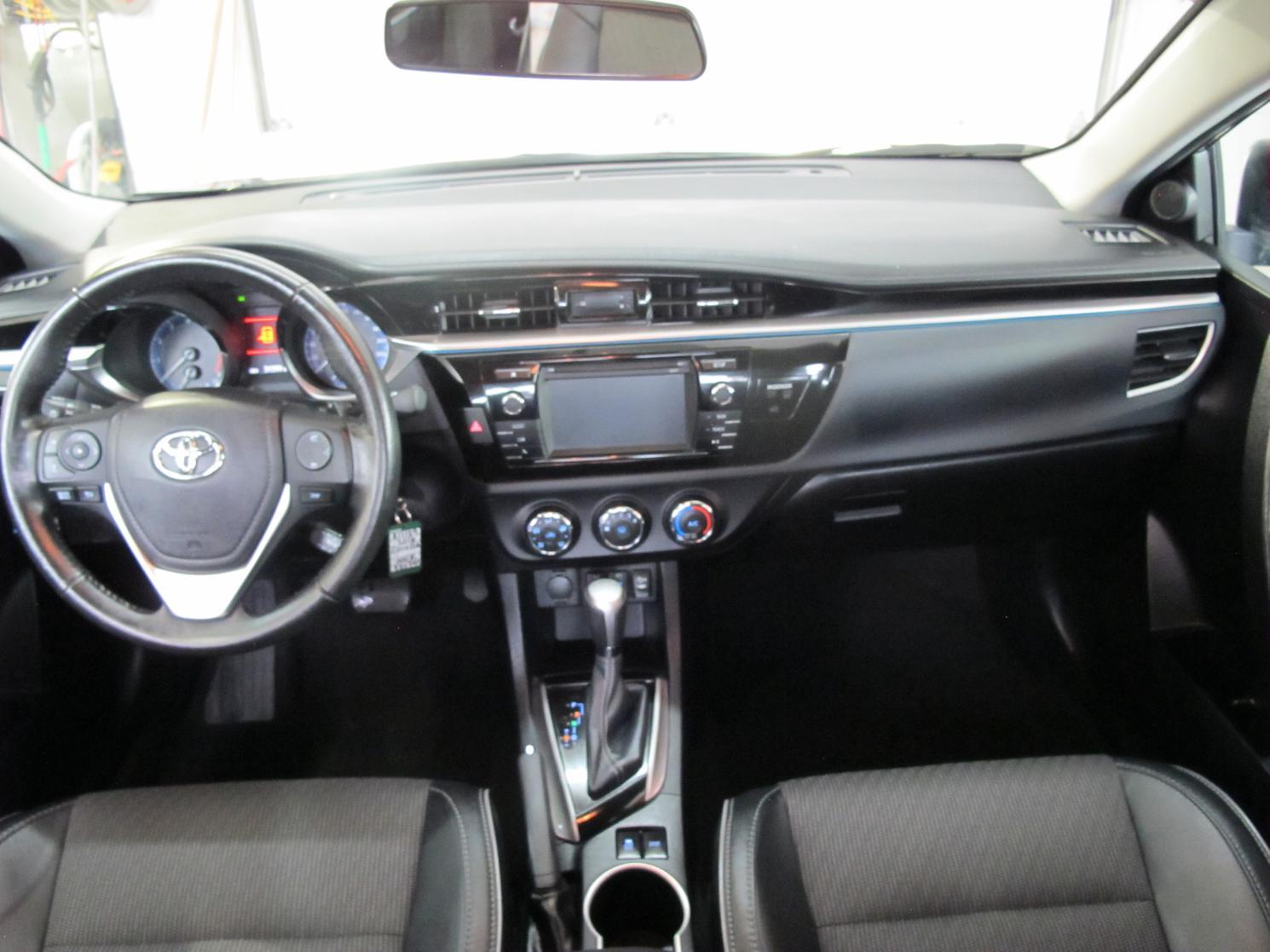 Toyota COROLLA S SPORT AUTOMATIQUE 2016