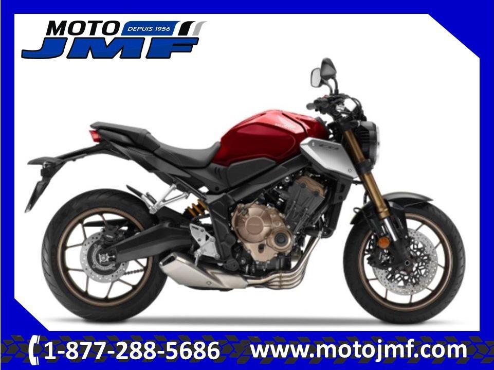 Honda CB650RAK 2019