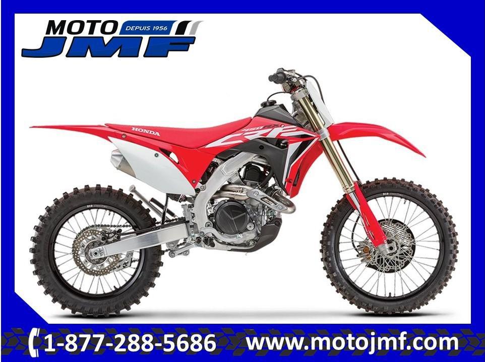 Honda CRF450RXL - st:16173 2020