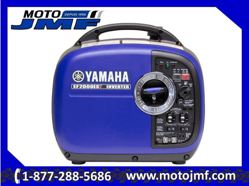 Yamaha EF2000iST 2020
