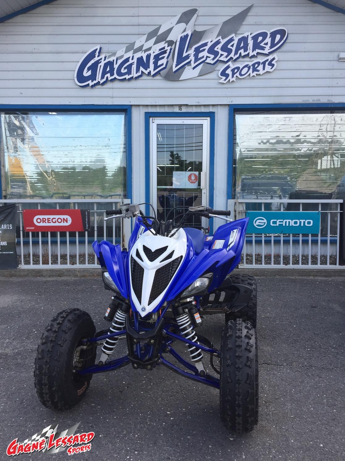 2018 Yamaha RAPTOR 700R LE