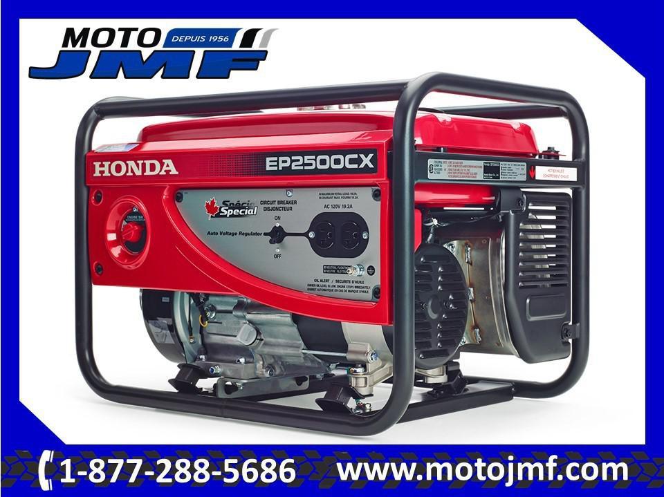 Honda EP2500CX Génératrice 2021 - st:15816