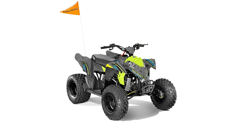 2021 Polaris Outlaw 110  EFI Frais inclus+Taxes