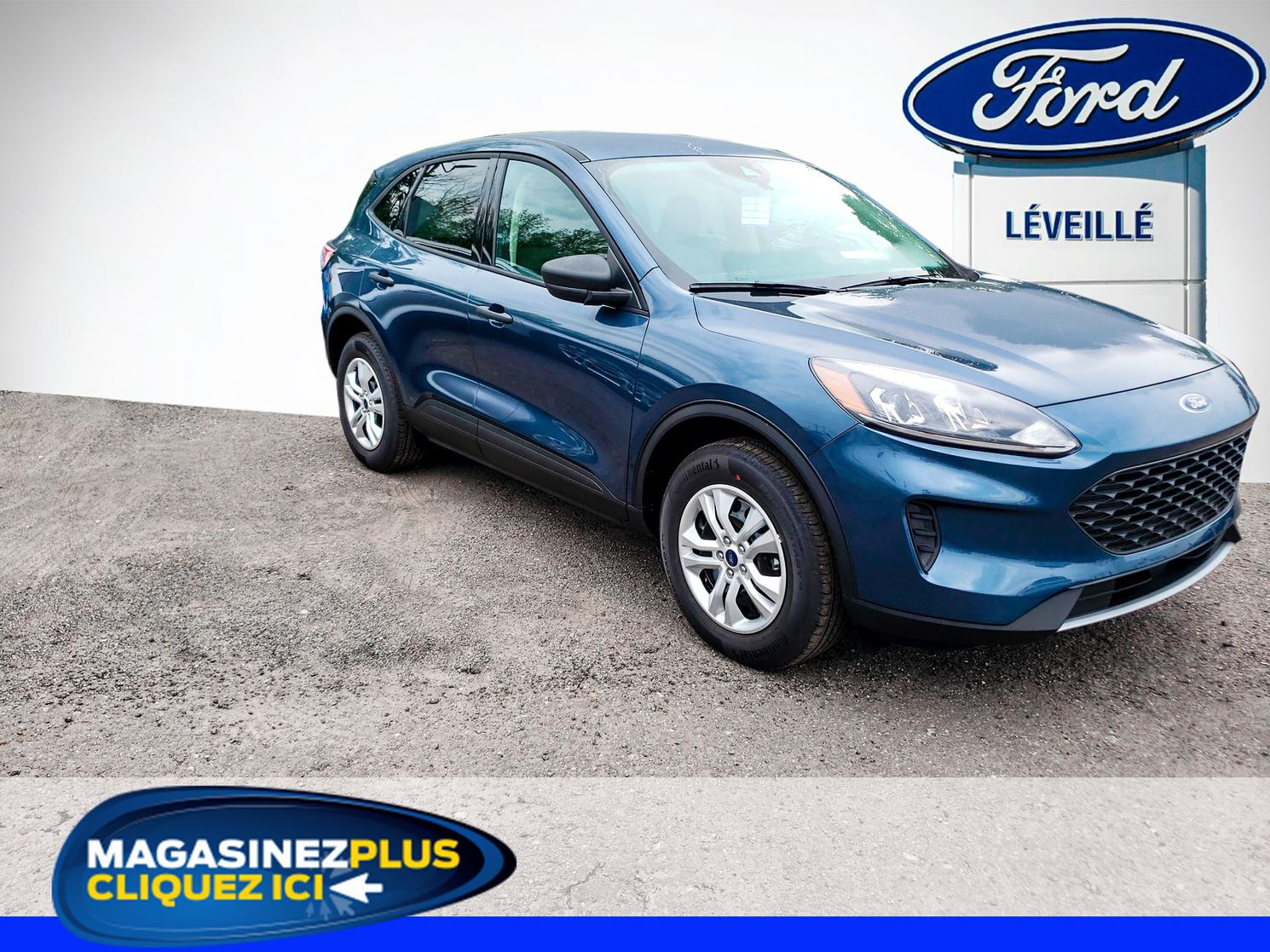 2020 Ford Escape S**AWD**BLUETOOTH**