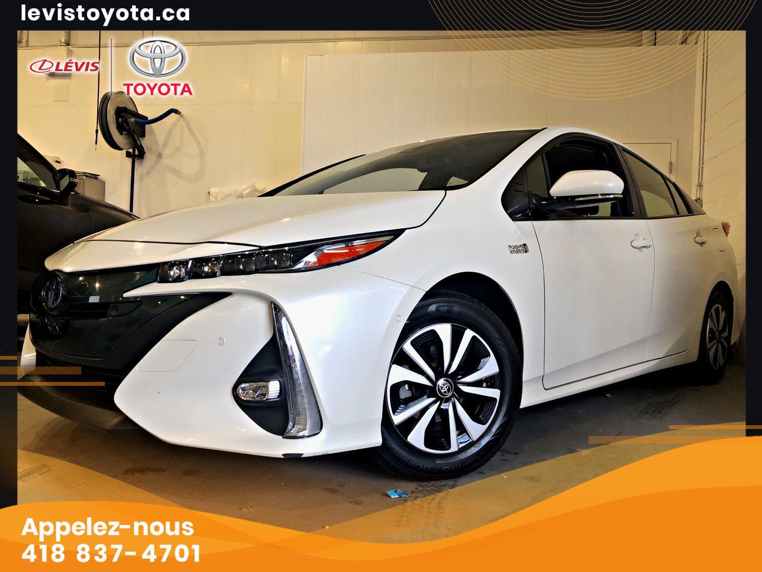 Toyota Prius Prime TECHNOLOGIE 2018