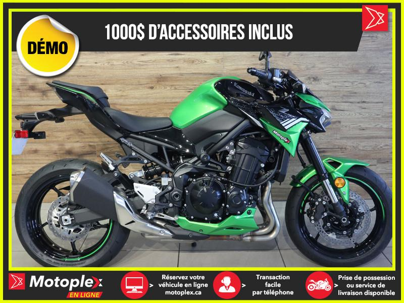 2020 Kawasaki Z900 DEMO – 135 KM - 30$/SEMAINE