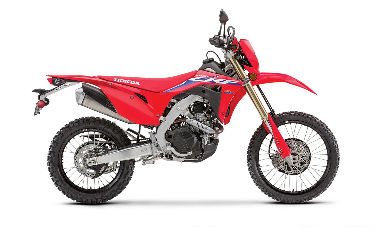 2021 Honda CRF450RL Frais inclus+Taxes
