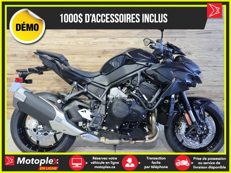 2020 Kawasaki Z H2 DEMO – 248 KM - 57$/SEMAINE