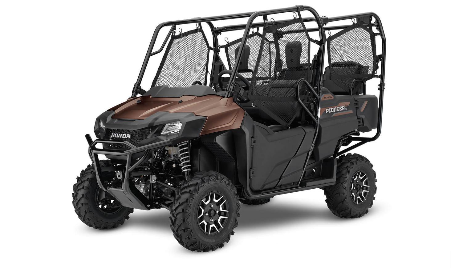 2021 Honda Pioneer 700-4 Deluxe Frais inclus+Taxes