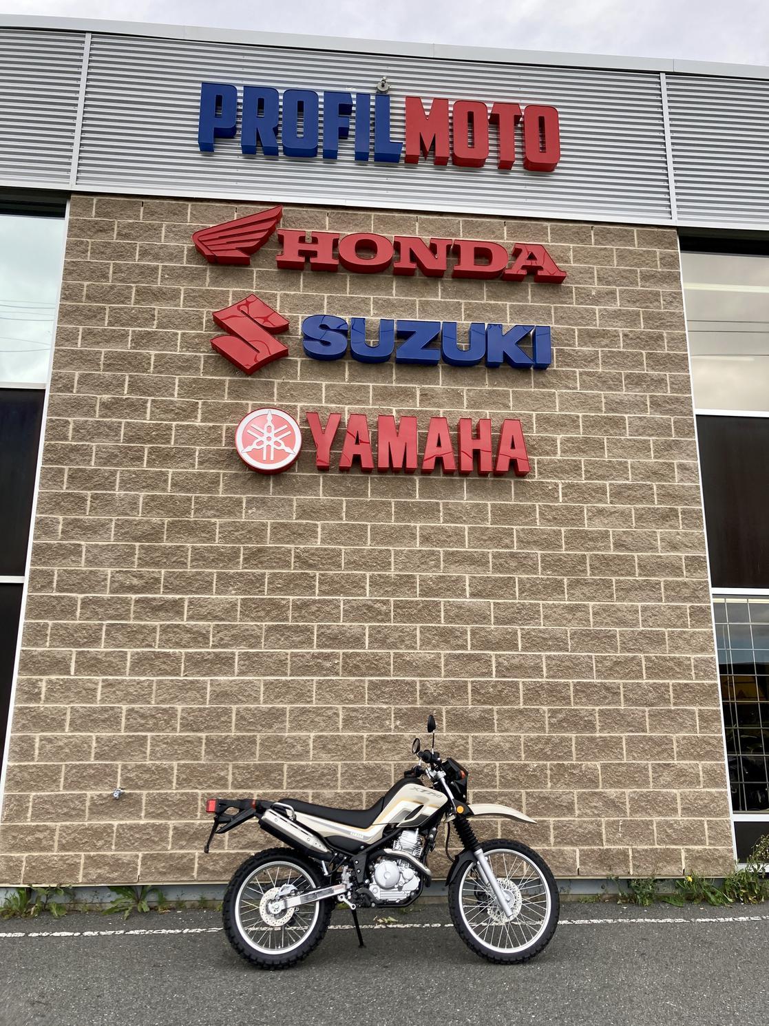 Yamaha Xt250 2019