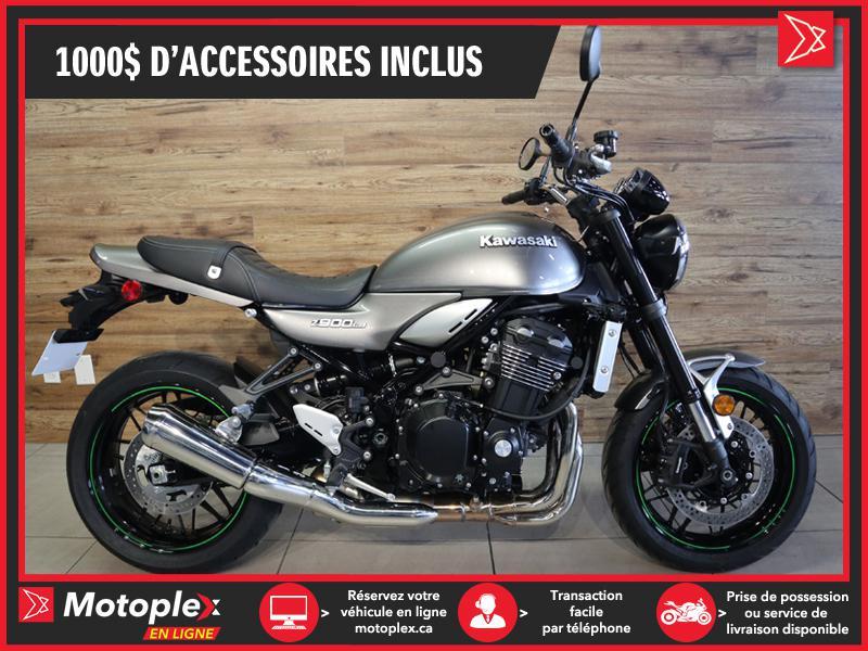 2020 Kawasaki Z900RS - 31$/semaine