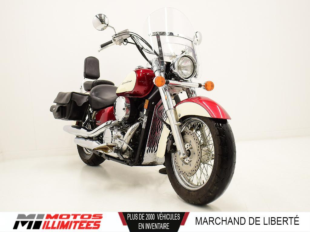 2008 Honda VT750 Shadow Tourer