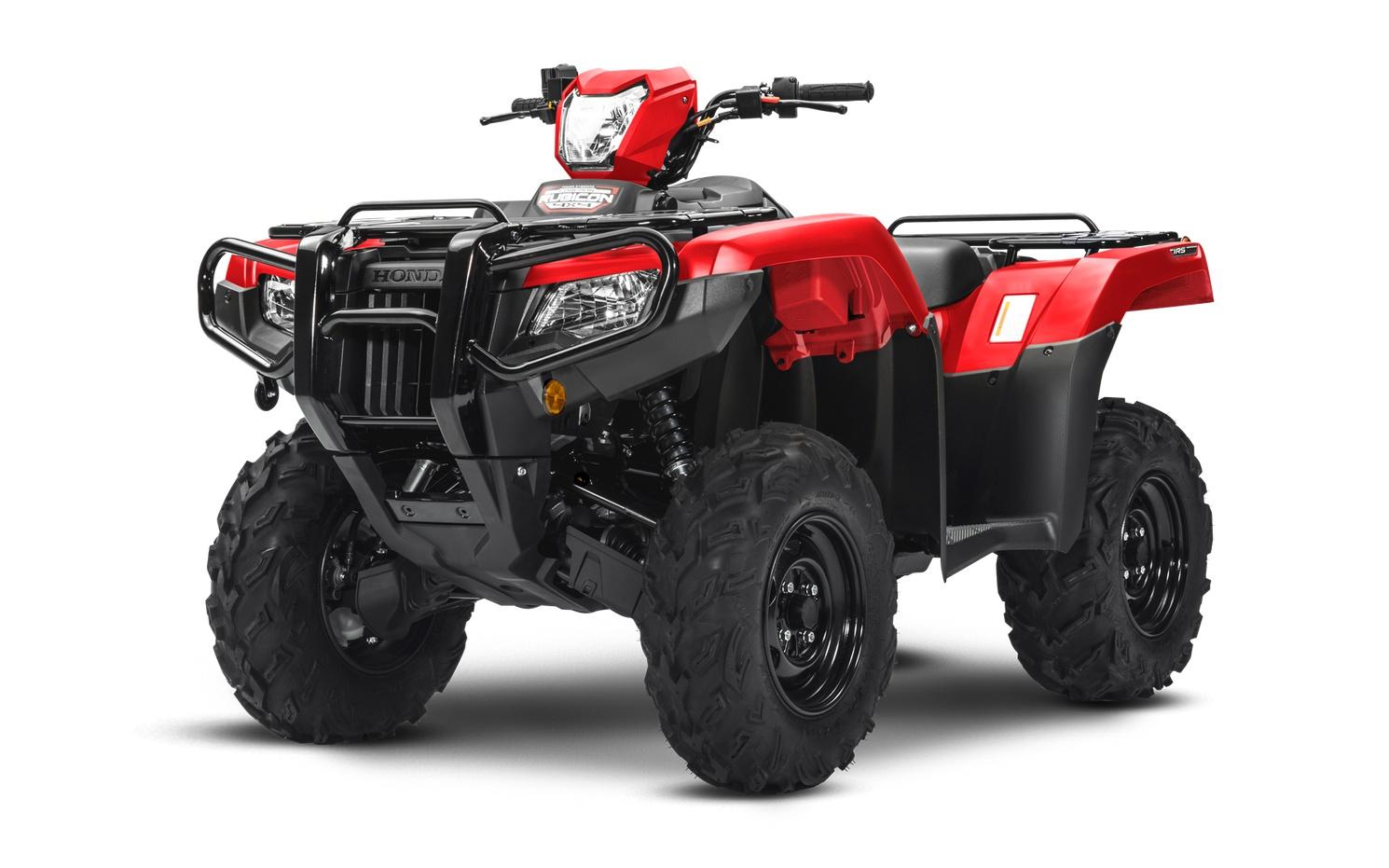 Honda rubicon 520 irs eps - trx520fm6m 2021