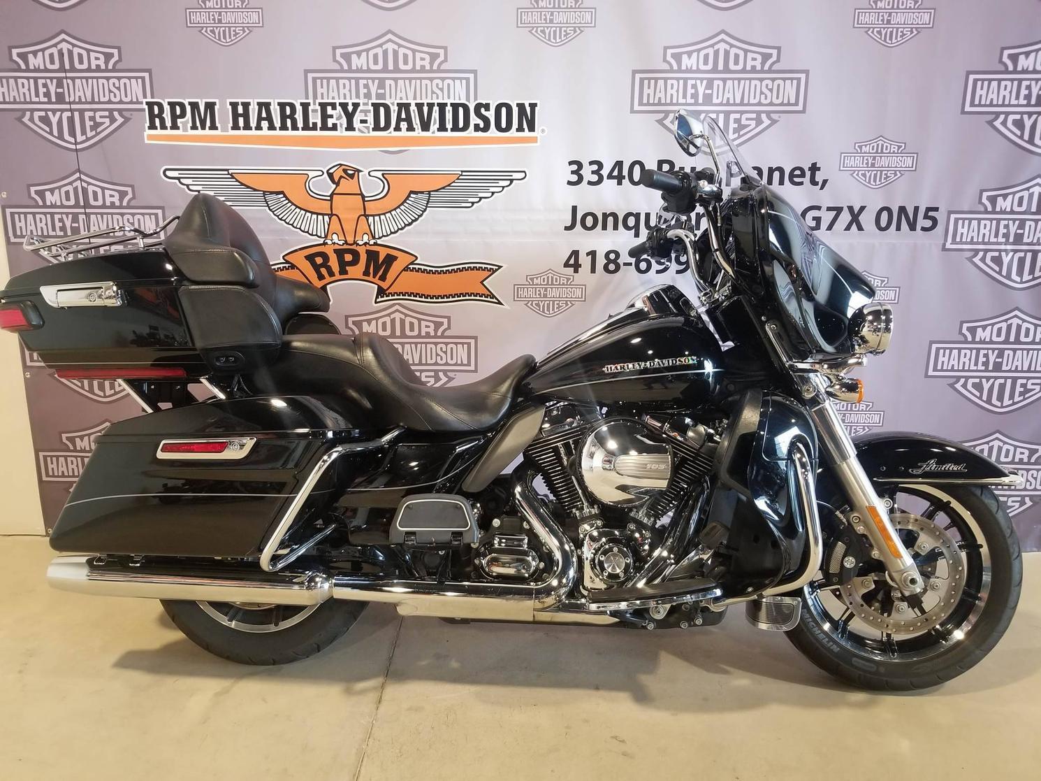 FB602604 Harley-Davidson Ultra Limited 2015