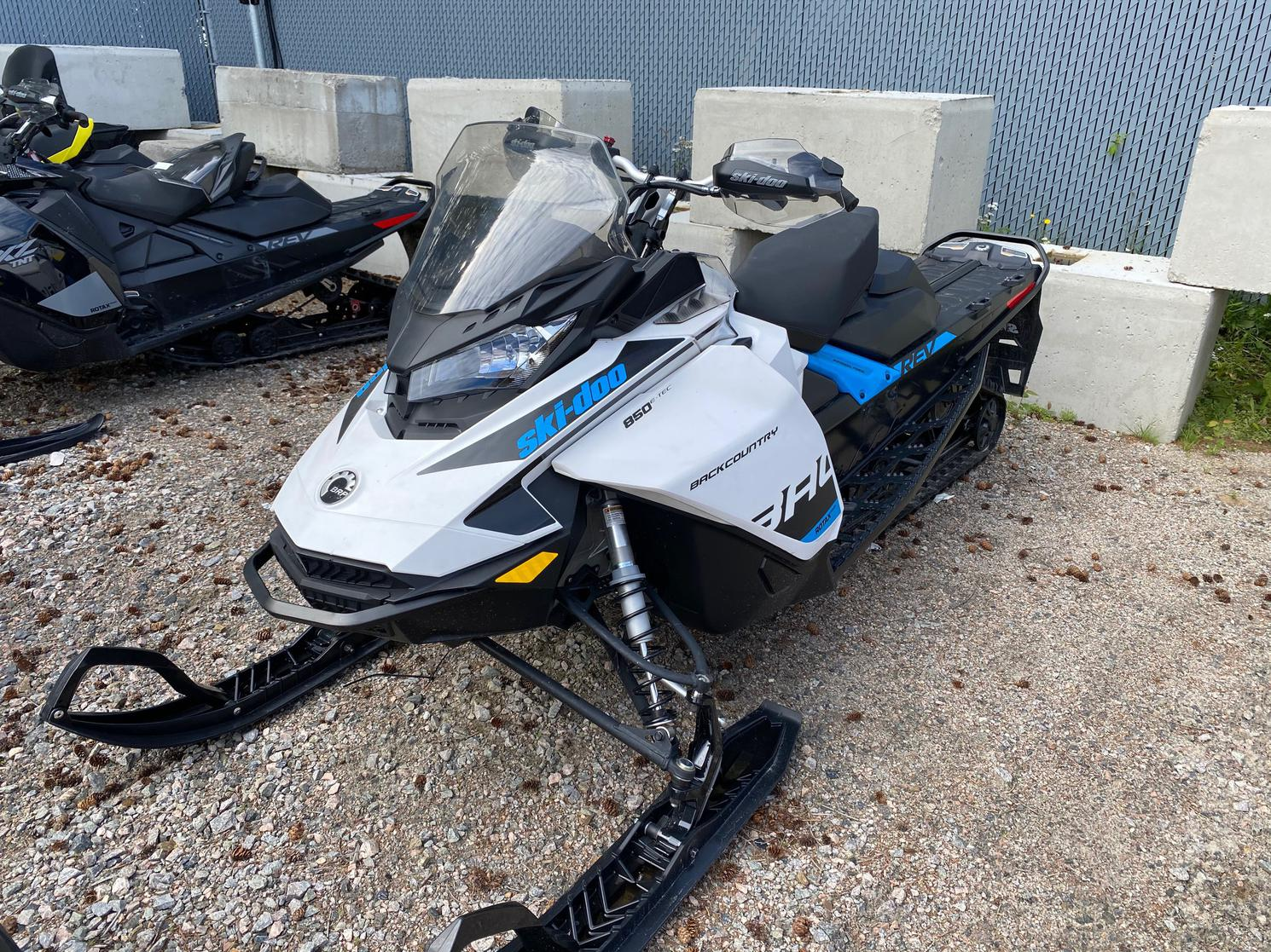 2020 Ski-Doo BACKCOUNTRY 850 ETEC