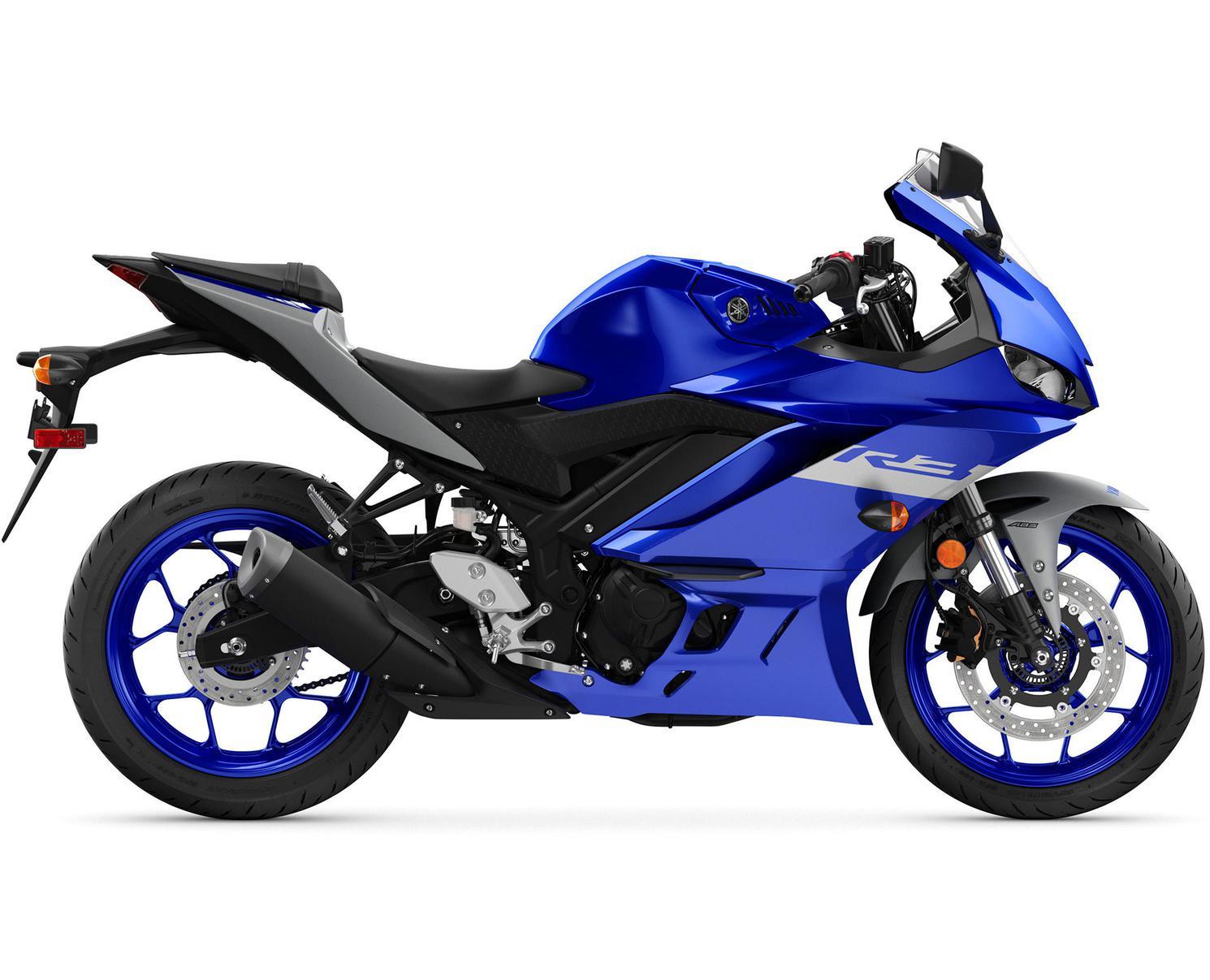 2021 Yamaha YZF-R3 ABS Frais inclus+Taxes