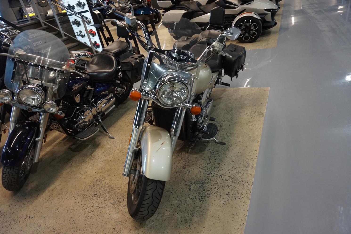 2005 Kawasaki Vulcan 1600