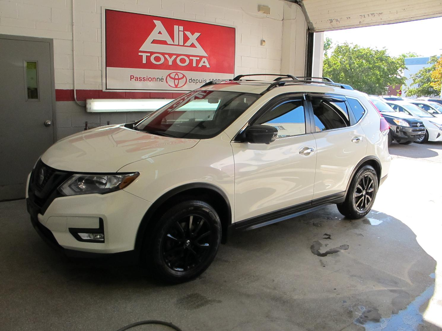 Nissan Rogue MIDNIGHT EDITION AWD+JANTES NOIR+TOIT.PANO+NAVIGATION+CAM 360 2018
