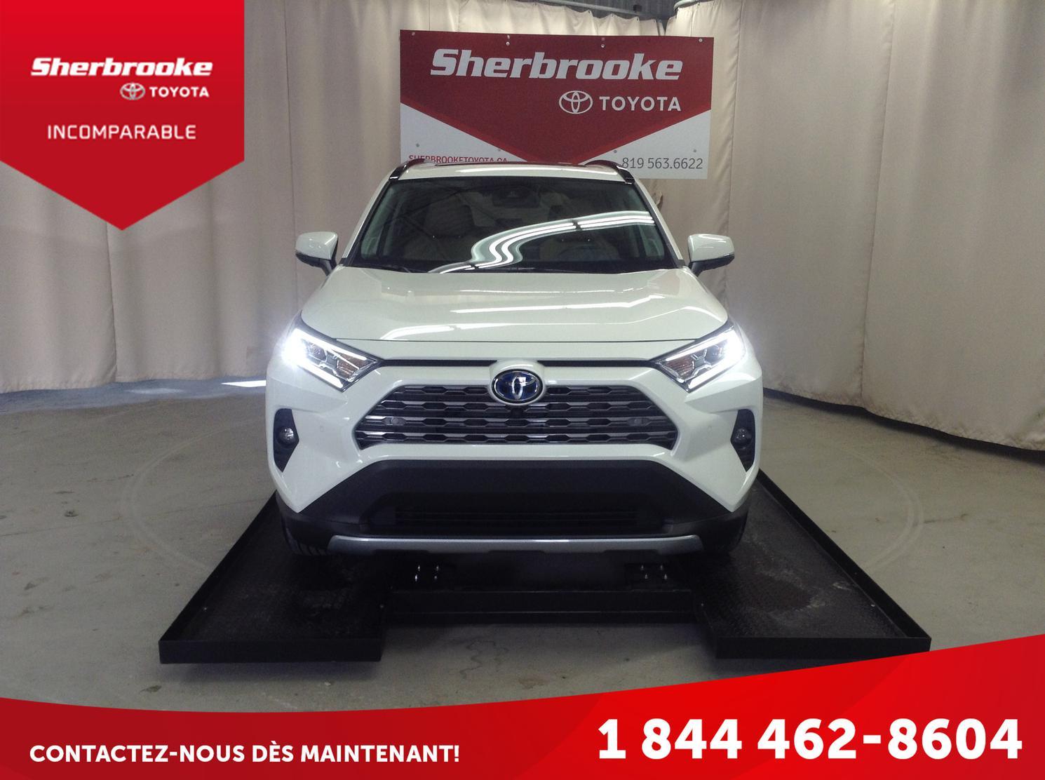 2020 Toyota RAV4 Hybride Limitée
