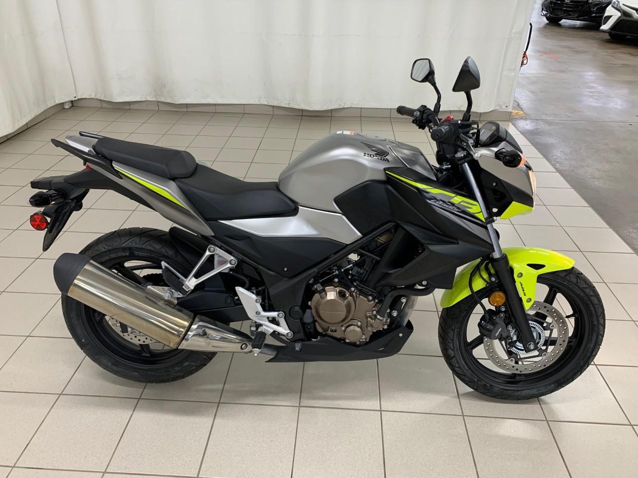 Honda CB300 2017
