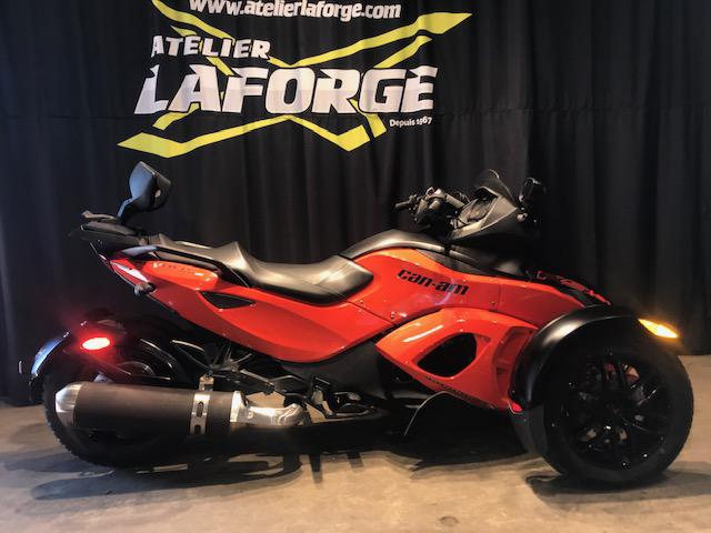 2012 Can-Am SPYDER RSS 991 SE5